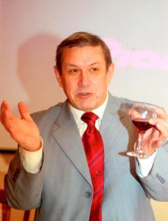 Василий Сенченко психолог и веб-мастер 60-летие