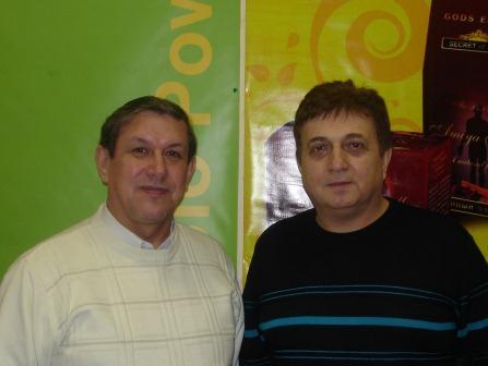 Николай Федоренко и Василий Сенченко