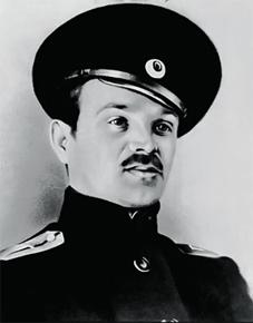 В.И. Агапкин, автор марша Прощание славянки
